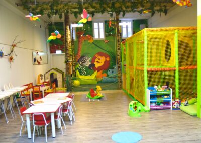 Kinderhort im well come FIT Frauenfeld